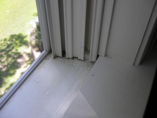 Window Jamb Liner Amp Jamb Liner Profile On Tilt Sash Assembly